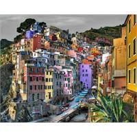 Dünyanın En Renkli Binalı 15 Şehri