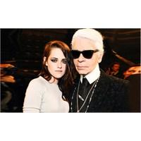 Kristen Stewart İs Karl Lagerfeld's Latest Muse