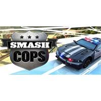Smash Cops İphone Aksiyon Dolu Yarış Oyunu