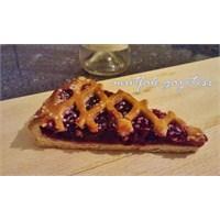Cherry Pie- Vişneli Turta Tarifi
