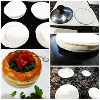 Kıymalı Volovan Milföy Börek Nasıl Yapılır