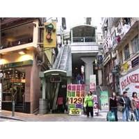 Hong Kong'un En Önemli Bölgelerinden Soho