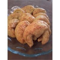 Patates Hamurlu Ay Çöreği
