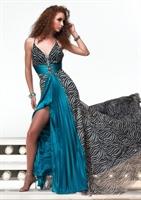 Gece Elbiselerinde Bu Yaz Yırtmaç Modası