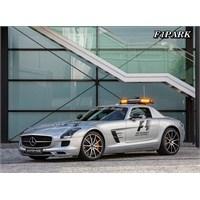 2013 F1 Güvenlik Aracı: Mercedes-benz Sls Amg Gt