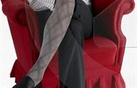 Erkeklere Kilotlu Çorap Üretildi....