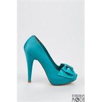 En Tatlı Topuklu Ayakkabı Tasarımları