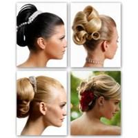 En Moda Gelin Başı Saç Modelleri