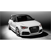 Audi ' Den Canavar ; A1