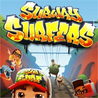 Subway Surfers Temple Run Tarzı İphone Oyunu