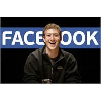 Zuckerberg'e Mesaj Göndermek 28 Tl