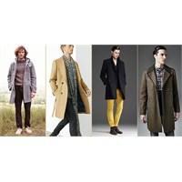 Erkek Modasında Kış Geçişleri: Palto, Mont, Kaban