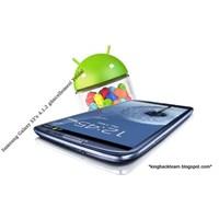 Samsung Galaxy S3' E 4.1.2 Güncellemesi Yolda!