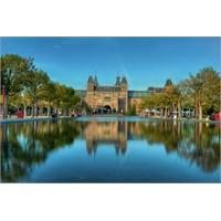 Amsterdam Müze Bölgesi - Museumplein