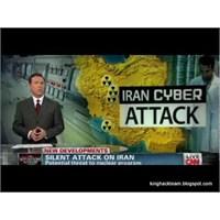 İran' A Siber Saldırı Girişimi!