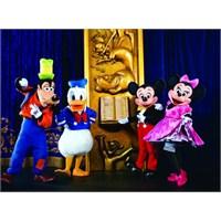 Disney Live'a Bilet Kazanmak İster Misin?