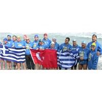 Datça Kış Açık Su Yüzme Yarışı