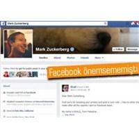 Facebook'un Önemsemediği Açık!