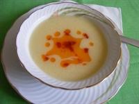 Sarımsaklı Grip Çorbası