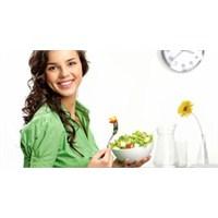 10 Önemli Beslenme Önerisi