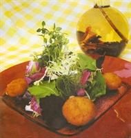 Pane  Tulum  Peynirli Kırma Salata