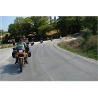 Motosikletle Erikli - Saros Körfesi Gezimiz
