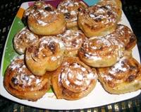 Tarçınlı Çörek Yapılışı