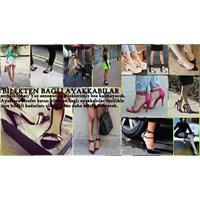 Bilekten Bağlı Ayakkabı Trendi