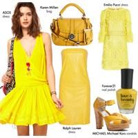 Haftanın Rengi Limon Sarısı