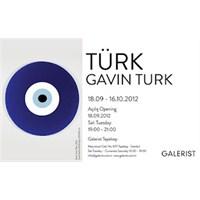 Gavin Türk Sergisi 18 Eylül'de Galerist'te