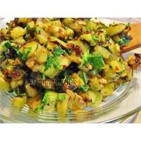 Patlıcanlı Sac Böreği