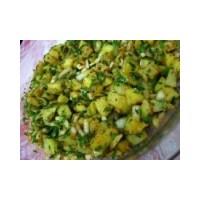 Soslu Patates Salatası Tarifi, Hazırlanışı