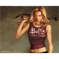 Buffy Çizgi Roman Olarak Dönünce...