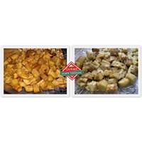 Gurme Közlenmiş Patlıcan Salatası Tarifi