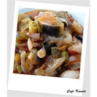 Cafe Kanelo'nun Zeytinyağlı Patlıcan Yemeği Tarifi