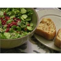 Gravyer Peynirli Yeşil Salata
