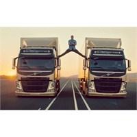 Jean-claude Van Damme Volvo Reklamı