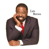 Les Brown Öyle Bir Konuşma Yapıyor Ki.