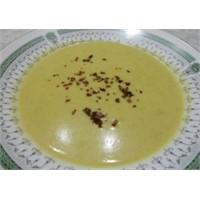 Bezelye Çorbası (Kremalı)