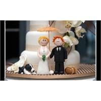 Düğün Pastası Örnekleri-2