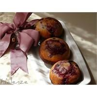 Vişneli Şımarık Muffinler...