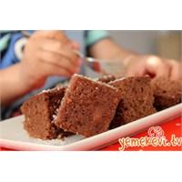 Kakaolu Pudingli Kek Nasıl Yapılır?