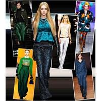 2012 Kış Pantolonları