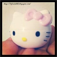 H&m Hello Kitty Strawberry Lip Balm