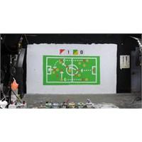 Redbull Futbolla Sanatı Sokakta Buluşturuyor