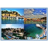 Toroslarin İncisi - Antalya - Şehrin Tanıtımı