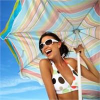 Şemsiye Güneşten Koruyor Mu?