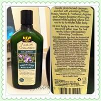 Avalon Organics Biberiyeli Şampuan