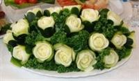 Meyve Ve Sebze Süsleme Sanatı