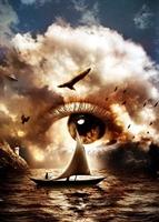 Gölgesinden Önce Adım Atan, Mitolojide Kendisini B